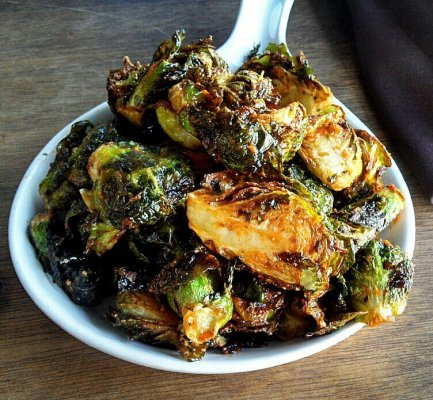 Brussels sprouts at Counterpoint