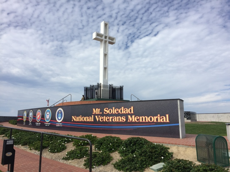 Mt. Soledad Veterans Memorial