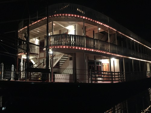 The Bahia Belle sternwheeler