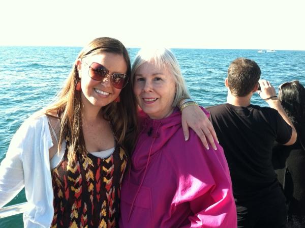 San Diego Whale Watch cruise