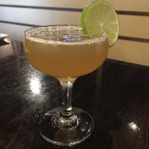 Osaka Pirate cocktail at Tajima