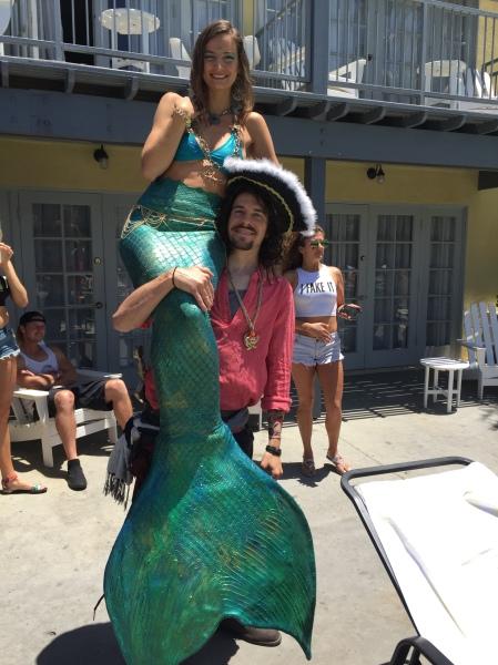 The Lafayette Mermaid