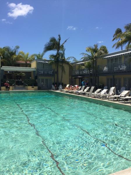 The Lafayette Pool