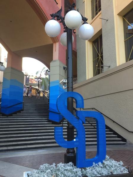 Westfield Horton Plaza entrance