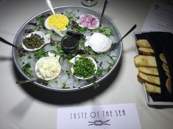 Caviar at Osetra
