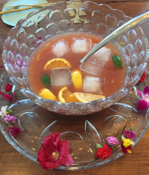 Rum Row punch bowl