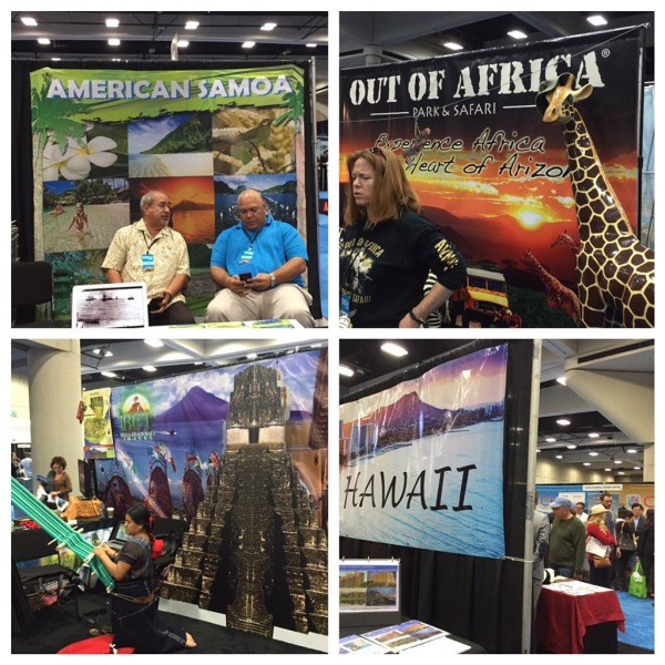 Travel & Adventure Show at the San Diego Convention Center