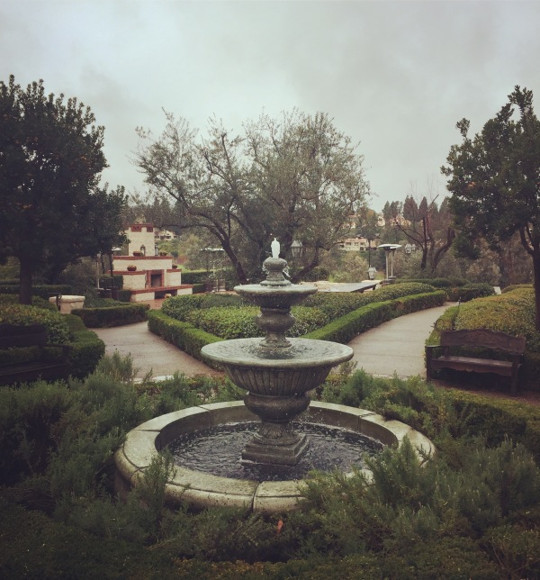 Fountain at Rancho Bernardo Inn