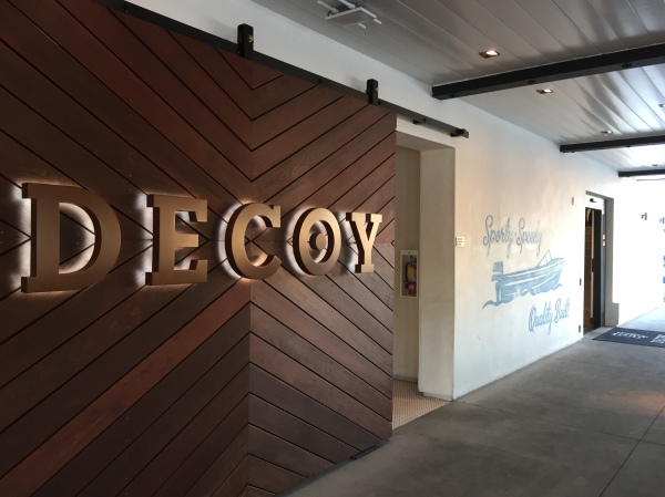 Decoy Dockside Dining