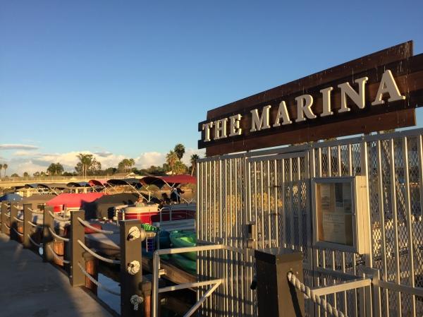 The Marina at Lake San Marcos